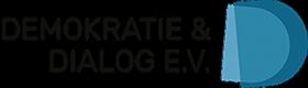 Demokratie & Dialog Logo